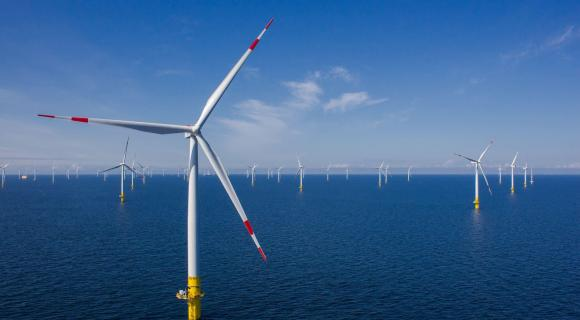Offshore-Windpark EnBW Baltic 2